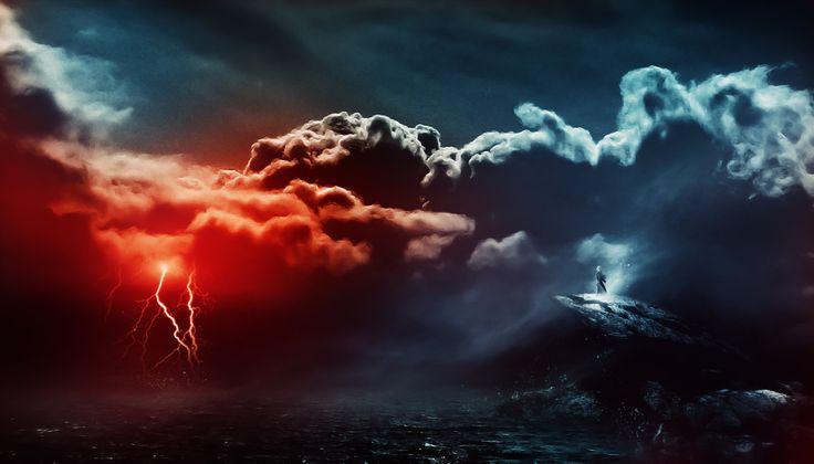 Photoshop Storm Tutorial