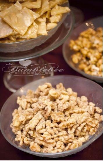 Maple candied Walnuts, Roasted Maple Peanuts and roasted peanut ...