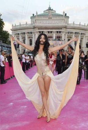 eurovision 2014 bearded lady austria