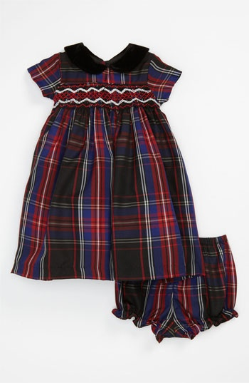 Possible christmas dress laura ashley plaid dress infant nordstrom