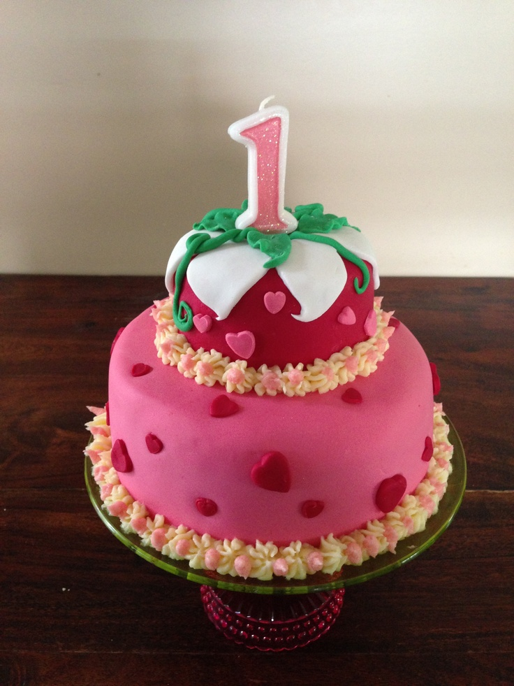 Images Of Cake For Girl Birthday : My baby girls birthday cake Party Pinterest