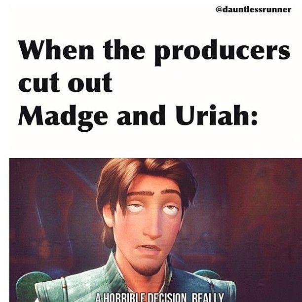 Uriah Divergent UriahUriah Divergent