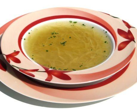 Salmon & Noodle Soup | Home cooking ideas | Pinterest
