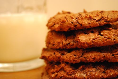 toffee and chocolate cookies | COOKIE CRUMBLES | Pinterest