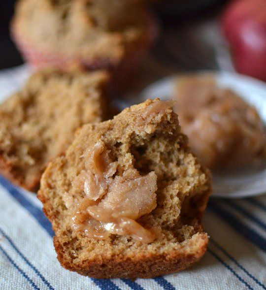 Recipe: Quick, Easy and Moist Whole Wheat Muffins
