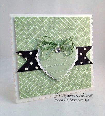 Stampin Up Cards
