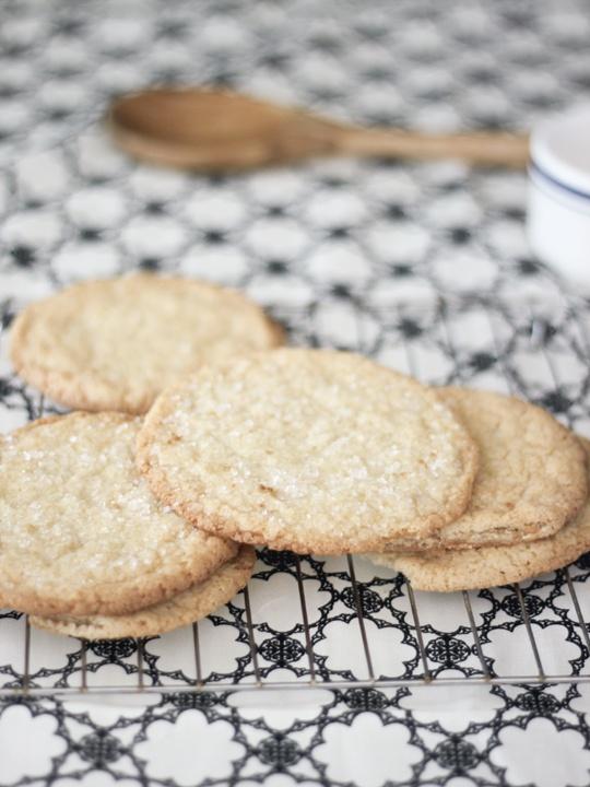 Giant Sugar Cookies | c h r i s t m a s | Pinterest