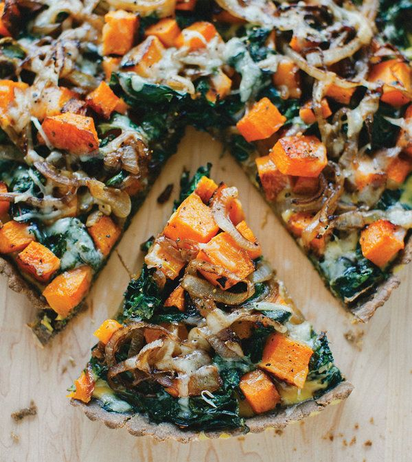 Buckwheat Harvest Tart | The Sprouted Kitchen Cookbook