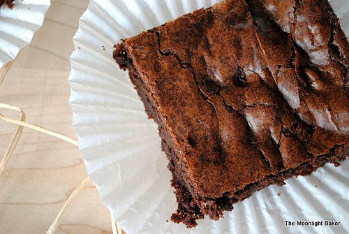 Outrageous Brownies | Indulge | Pinterest