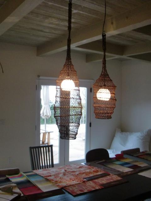 fish nets -