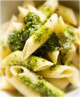 Classic Basil Pesto with Penne Pasta. | Food and Kitchen | Pinterest