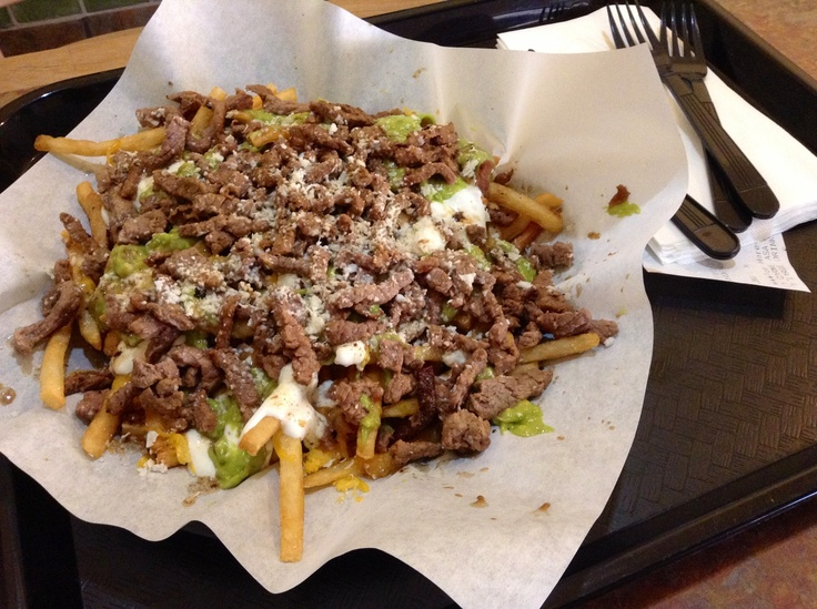 Carne asada fries | Food | Pinterest