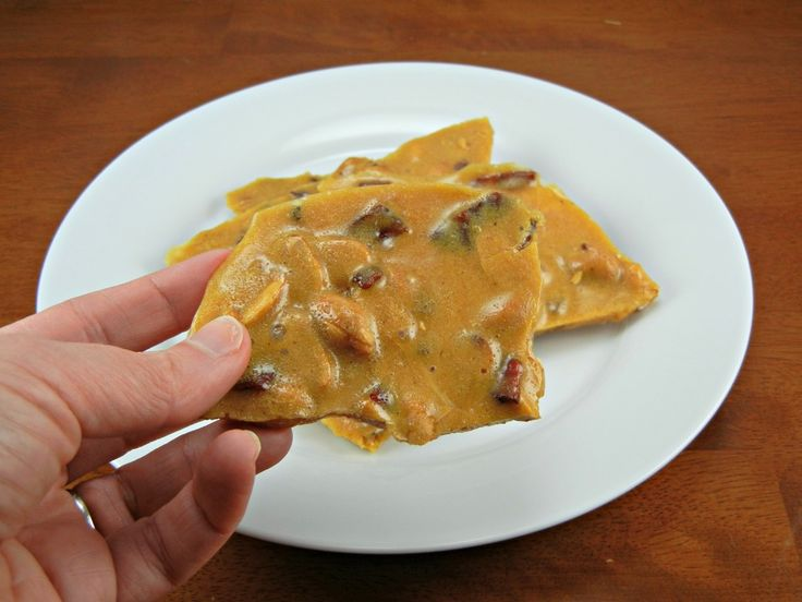 Bacon Peanut Brittle | Bacon Awesomeness | Pinterest