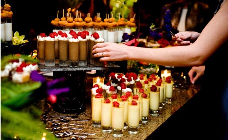 Wedding Dessert Reception Ideas