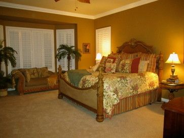 Tropical themed bedrooms home design ideas for Tropical themed house
