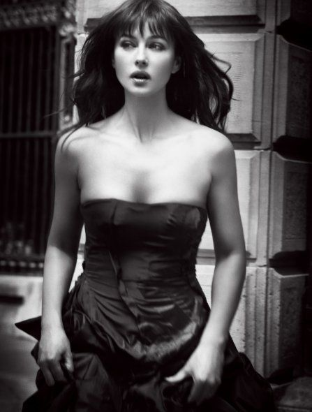 Monica Belucci by Vincent Peters
