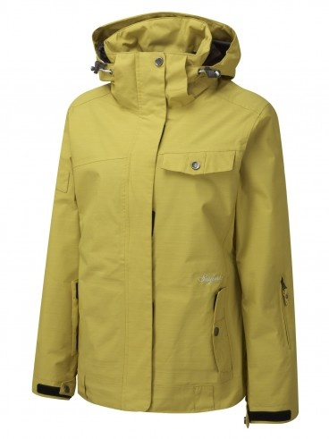 Surfanic Womens The Ennis Collection Surftex Jacket Lime Green