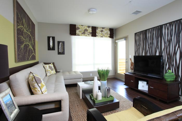sectional and arrangement   Home Ideas: Living/Family Room   Pinterest