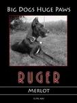 Big Dogs Huge Paws Inc. - Ruger Merlot