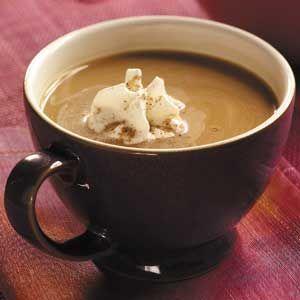 Eggnog Coffee....so yummy for all you eggnog lovers like me!!