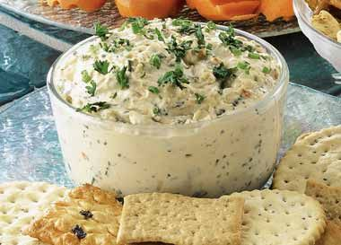 Herbed Cheese Spread. (http://www.companyscoming.com/recipes/herbed ...
