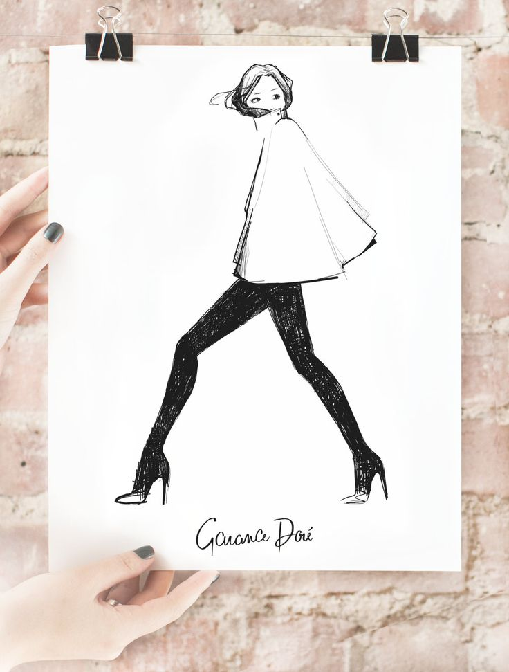 Garance Doré Boutique - My Cape