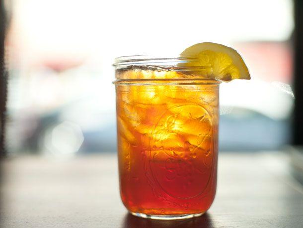 Prohibition Sweet Tea | Recipe