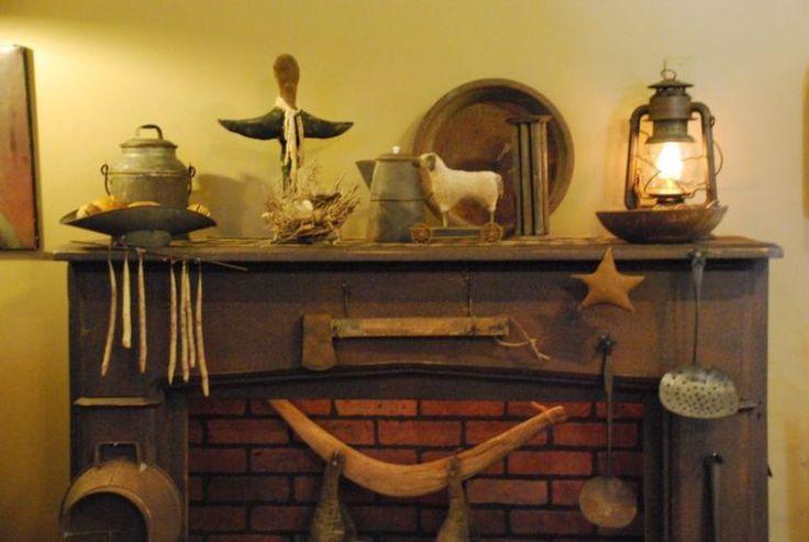 Pinterest home ideas primitive rachael edwards for Primitive house plans