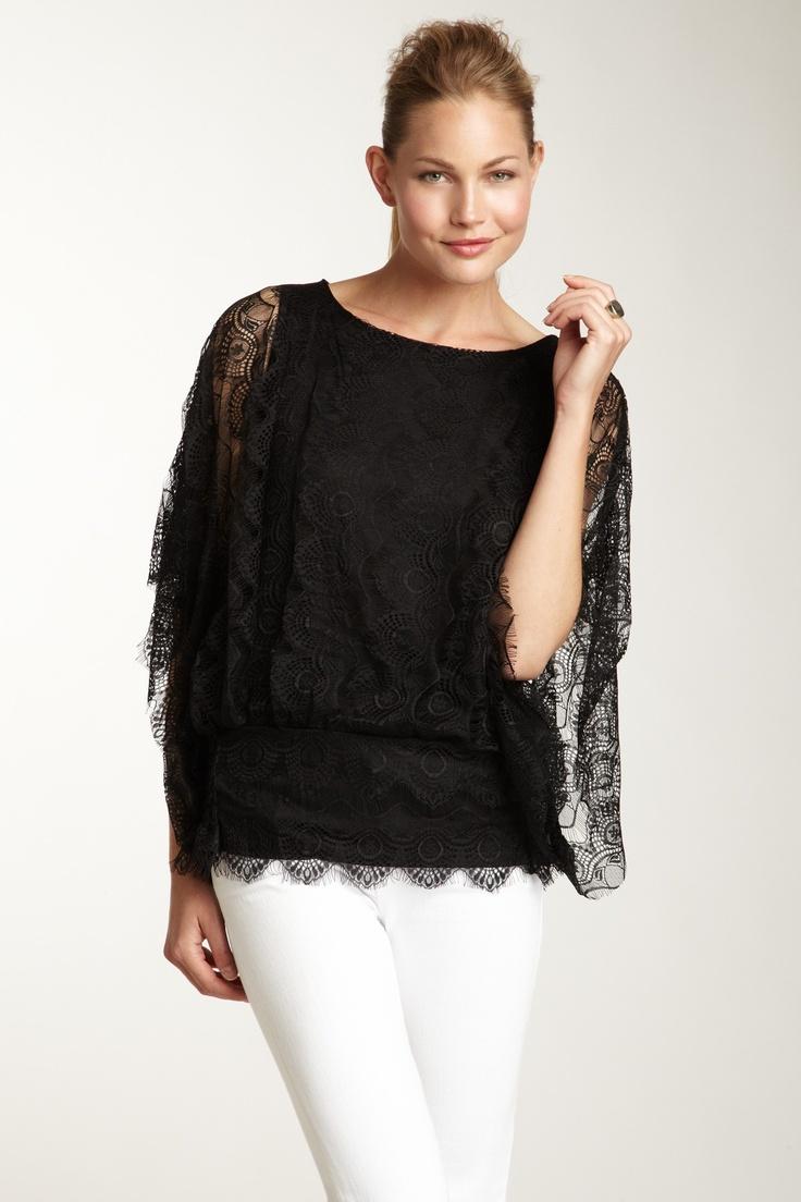 Bacci Lace Blouse | Fashion