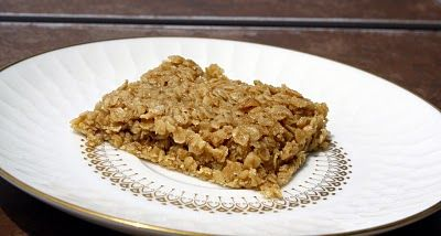 British Flapjacks | What Megan's Making :: THese look so simple and ...