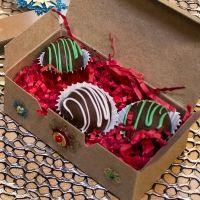 Easy Decadent Truffles | Better Recipes | Pinterest
