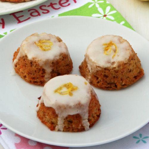 Portuguese Mini Lemon-Orange Cakes Recipes — Dishmaps