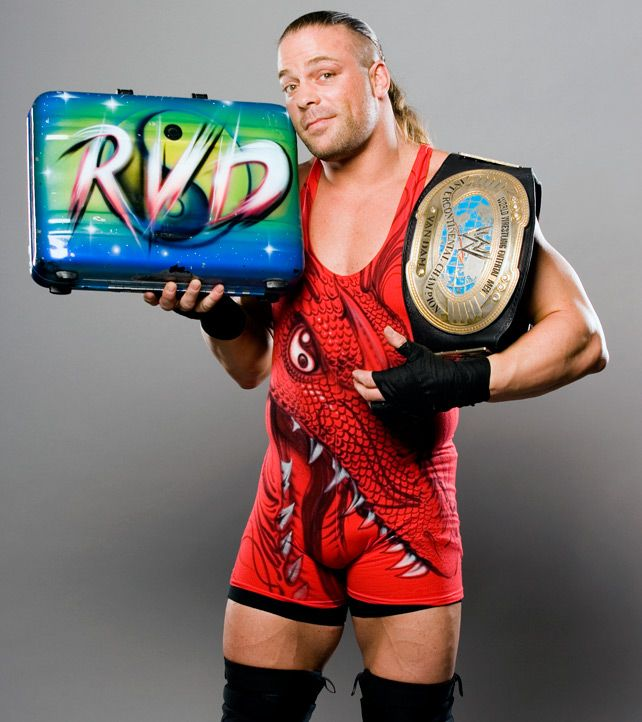 rob van dam naked pictures