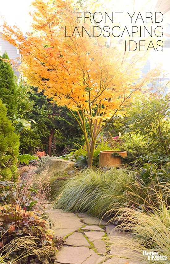 Landscaping Landscaping Ideas Front Yard Hidden Pictures