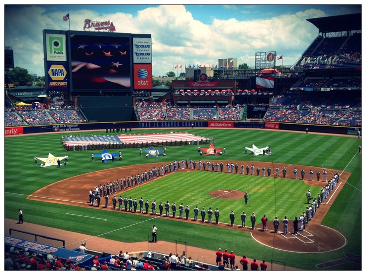 atlanta braves memorial day schedule
