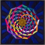 "Free pattern ""Rainbow Ribbons"""