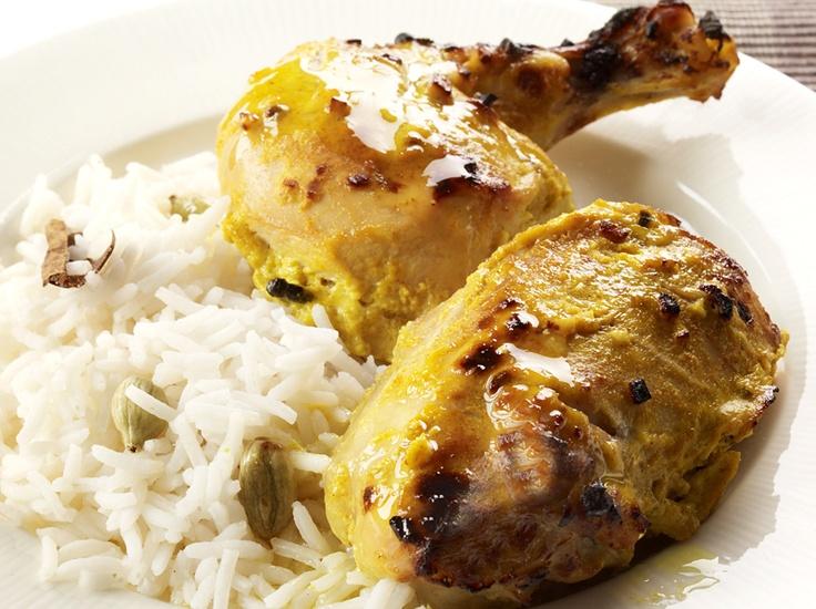 Indian Garlic Chicken | Recipe