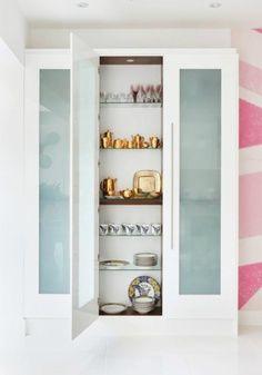 Mueble Para Guardar Vajilla Cocinas Pinterest