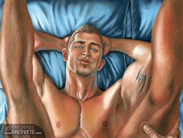 art erotic homo