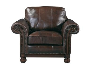 A Forever Classic Leather Chair Brooklyn Chair Badcock Home Furniture Home Decor Pinterest