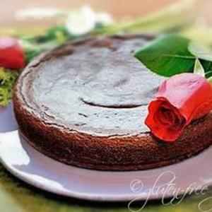 "Vegan ""flourless"" Chocolate Cake | Deserts | Pinterest"