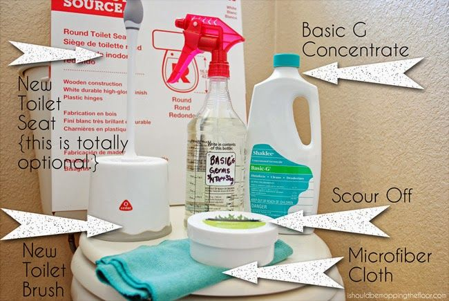 Deep Cleaning The Bathroom Includes Free Printable Deep Cleaning