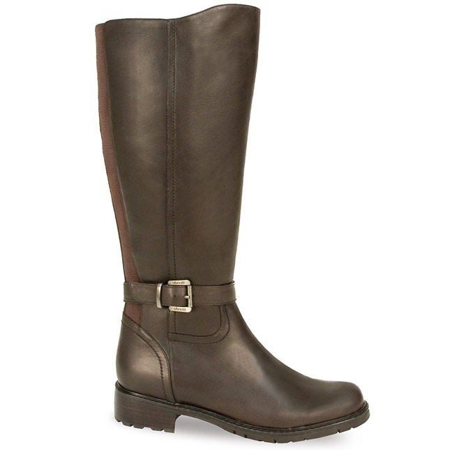 Viviane in Java $239.95 at ShoeMill.com - Wide Calf Boots
