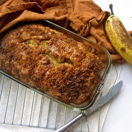 Vegan Fannie Farmer Banana Bread! I made this into muffins and ...