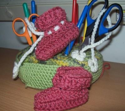 Crochet One Piece : Cats-Rockin-Crochet Fibre Artist.: Cat?s One Piece Wonder Bootie ...