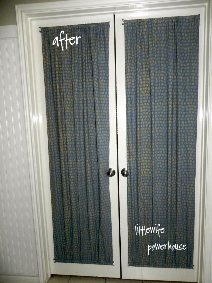 diy french door curtains tips and know how pinterest