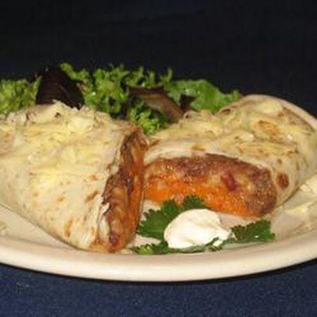 Addictive Sweet Potato Burritos | Wonderful Sweet Potato! | Pinterest