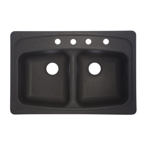 Franke Black Composite Sink : New granite kitchen sink around the house hints Pinterest