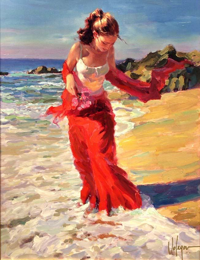 Beyond the sea by vladimir volegov