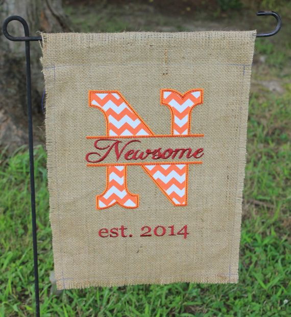 personalized flags for home